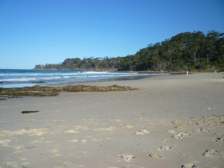 Beautiful Narrawallee Beach